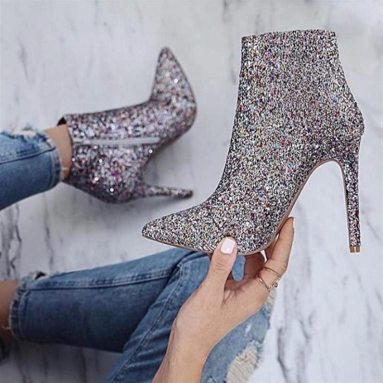 محبوب ترین مدل های کفش پاشنه بلند