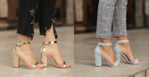 کفش های زنانه مخصوص محیط کار