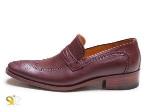 کفش مردانه مدل اشکی بی بند جدید