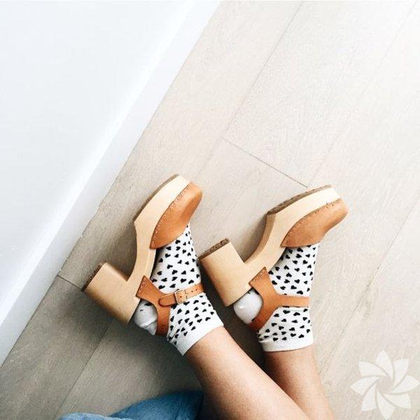 کفش های پاییزی