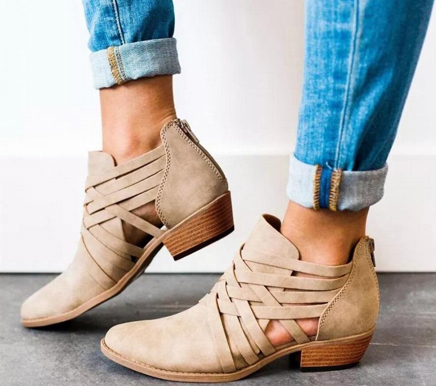 مدل کفش های پاییزی زنانه