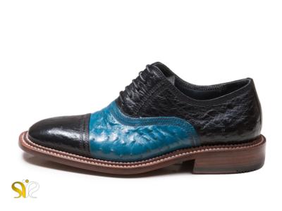 کفش مردانه تمام دستدوز مدل شایان وی آی پی