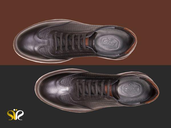 کفش مشکی اسپرت مدل مانی