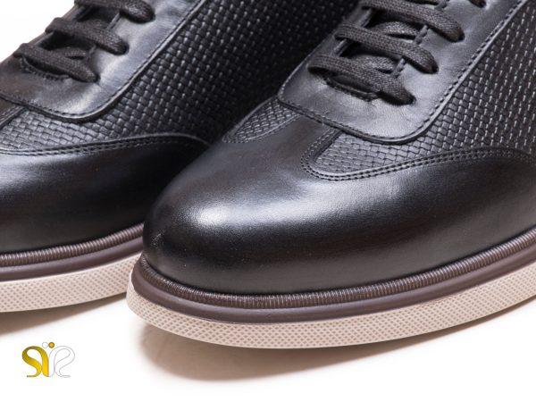 کفش مشکی مردانه مدل مانی