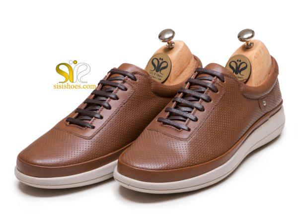 عکس مدل کفش چرم مردانه اسپرت آرشاوین