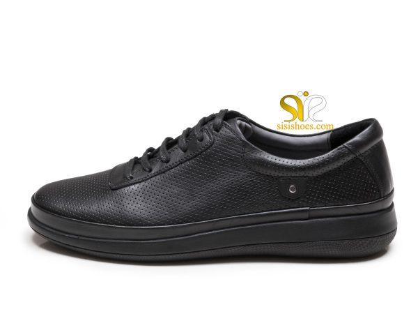 کفش اسپرت روزمره مردانه مدل آرشاوین مشکی