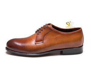 کفش مردانه تمام چرم مدل ارکان