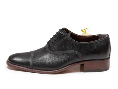 کفش چرم مردانه مدل برلین