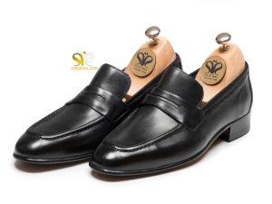 کفش مردانه چرم مدل بارتلو