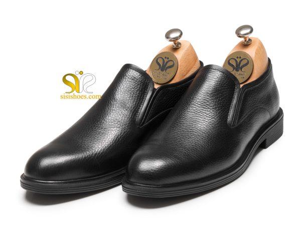 تصویر کفش روزمره مردانه چرمی