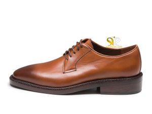 کفش چرم دستدوز مدل ریچارد