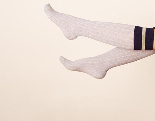 جوراب های طرح دار