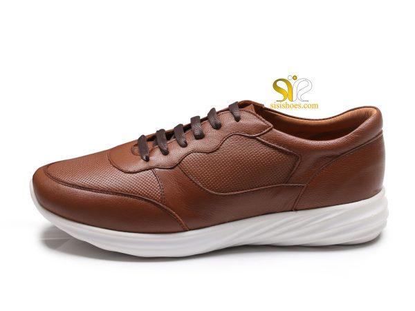 کفش اسپرت زنانه مدل آناهیل رنگ عسلی