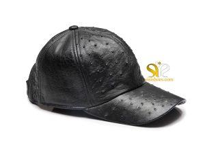 کلاه چرم شترمرغ