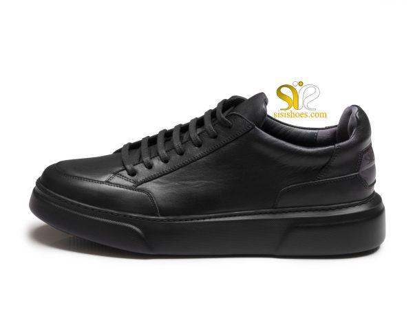 کفش مردانه اسپرت مدل آکسون رنگ مشکی
