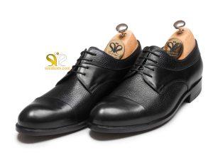 کفش مردانه چرم مدل پارتمن