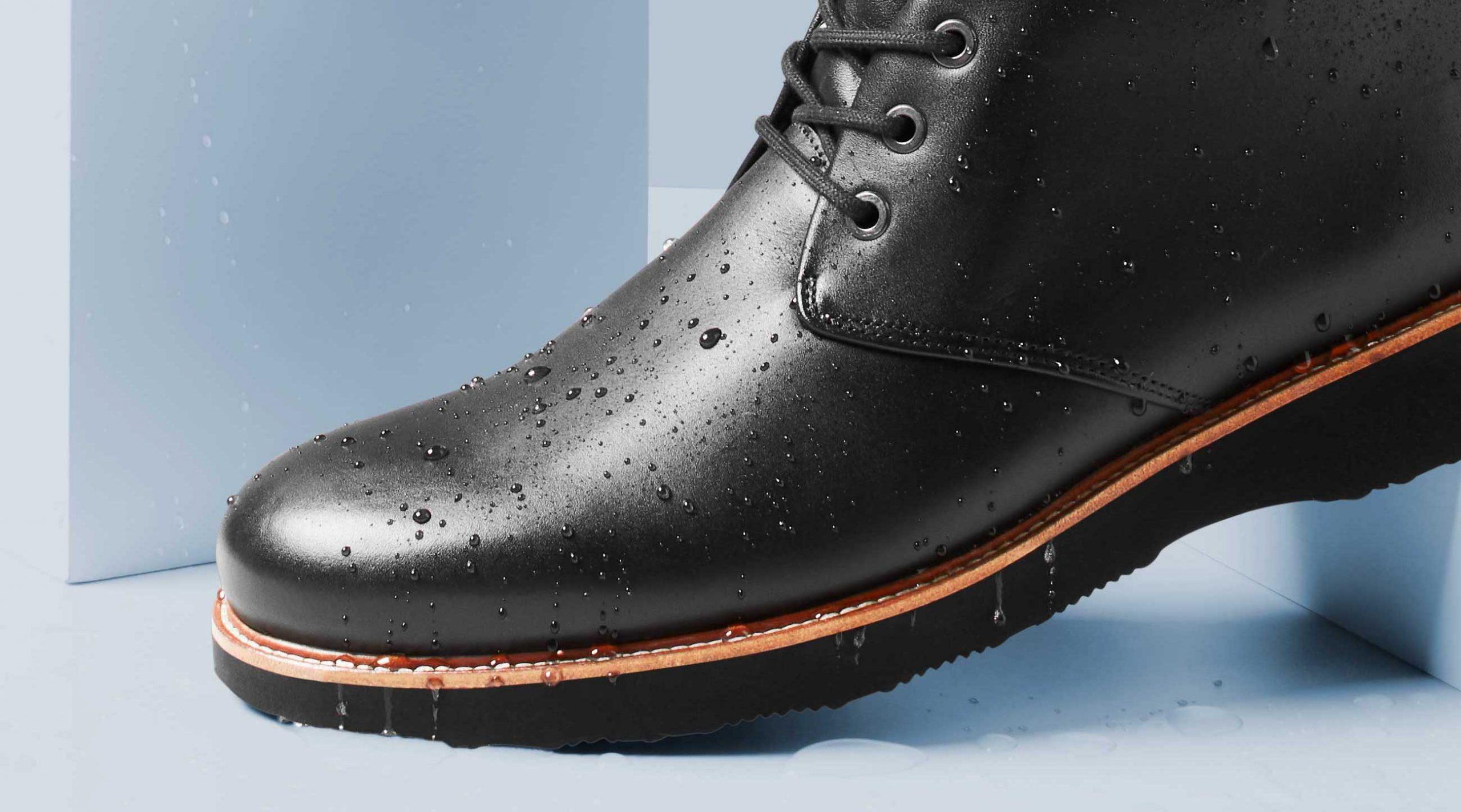 کفش های چرمی مردانه و براق