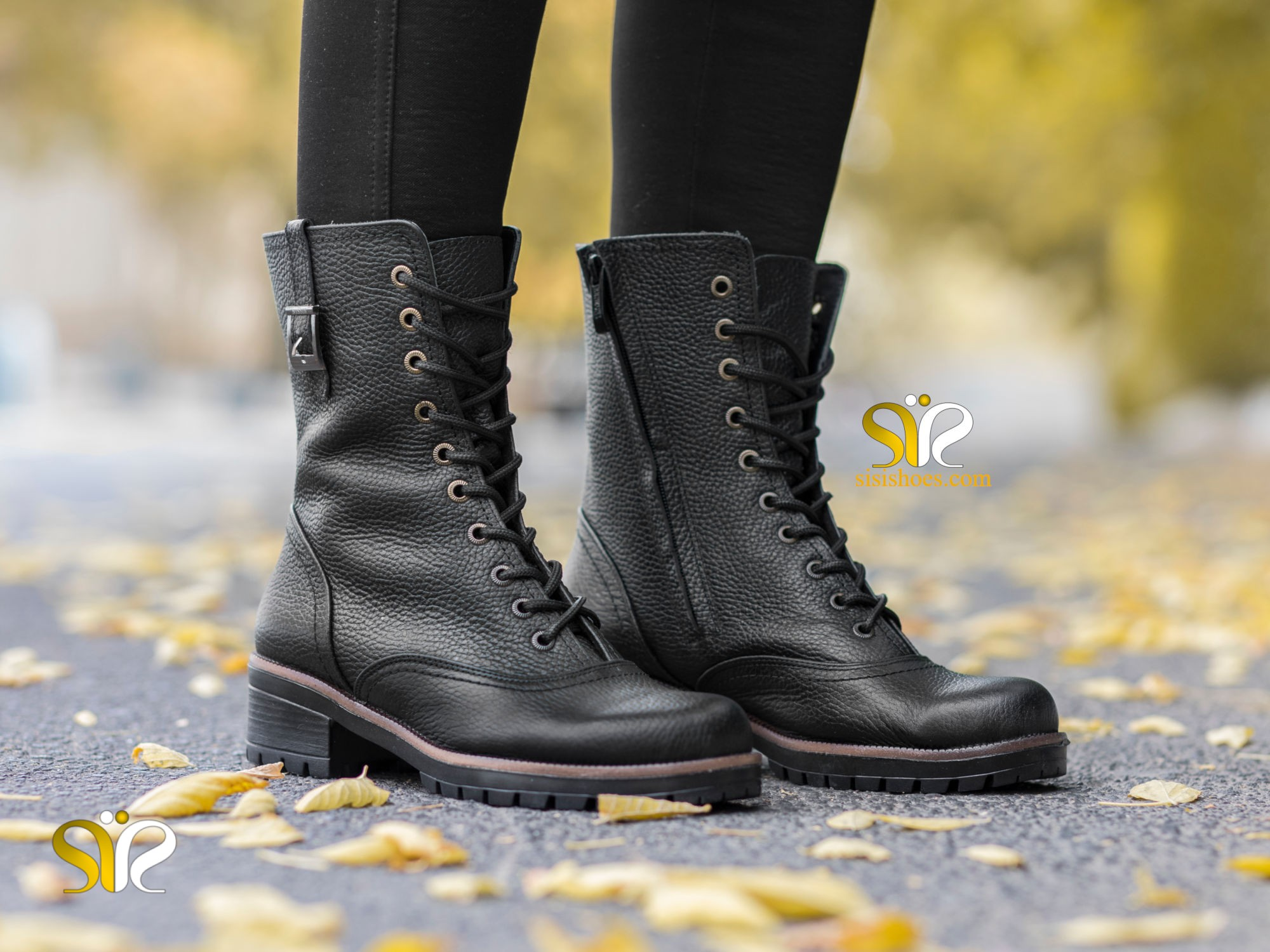 کفش های زمستانی مردانه برند سی سی