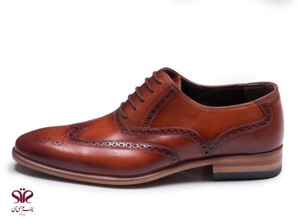 کفش مردانه مدل آذین پلاس