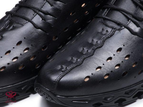 کفش تابستانی چرم مردانه