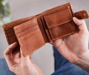 چرم سی سی؛ کیف پول های چرمی