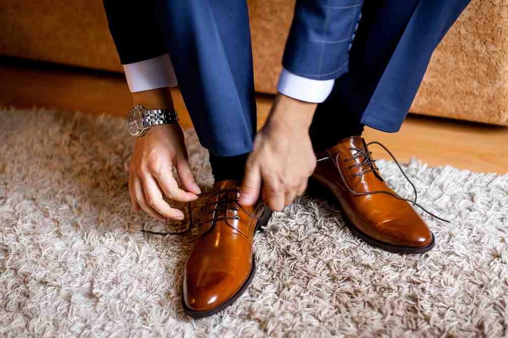 اهمیت انتخاب جوراب در پوشیدن کفش