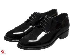 انواع کفش های ورنی چرم طبیعی