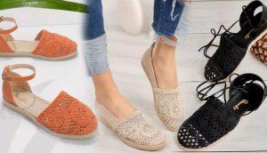 آشنایی با کفش های اسپادریل