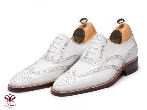 کفش مردانه دستدوز مدل سیمون