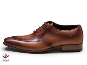 کفش چرم دستدوز مدل آلتین پلاس
