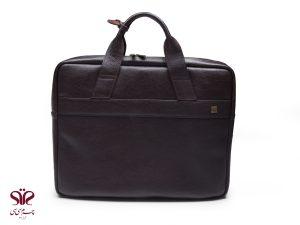 کیف چرم اداری مدل مایک