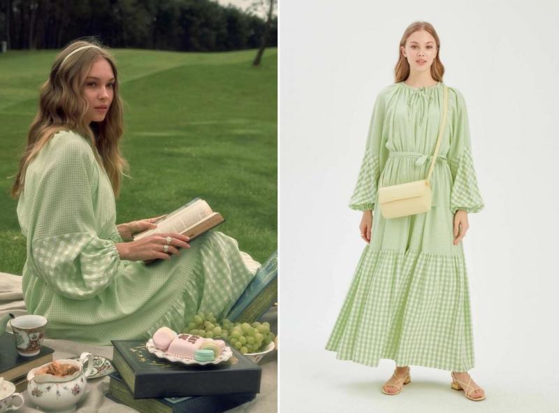 رنگ سبز مریم گلی، رنگ غافلگیر کننده سال 2021