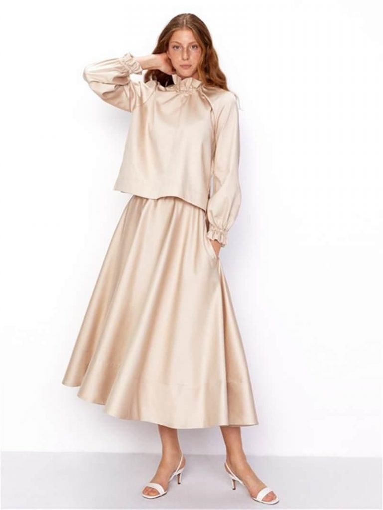 لباس بلند زنانه