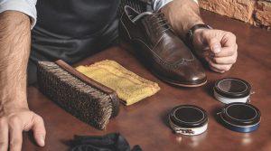 چگونه می توان کفش های چرمی پوسته پوسته شده را ترمیم کرد؟