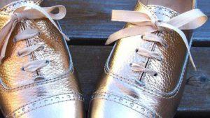 آشنایی با روش رنگ کردن دوباره کفش