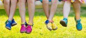 کفش های بچگانه چه ویژگی هایی باید داشته باشد؟