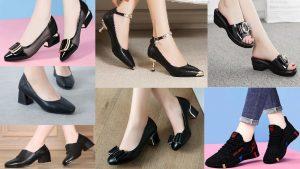 بهترین مارک های کفش زنانه در جهان